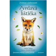 Zvierací záchranári – Zvedavá líštička - Elektronická kniha