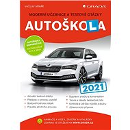 Autoškola 2021 - Elektronická kniha