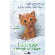Lucinka a zatoulané koťátko - Anne Boothová, 160 stran