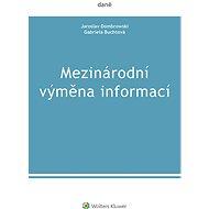 Mezinárodní výměna informací - Elektronická kniha