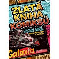 Zlatá kniha komiksů - Elektronická kniha
