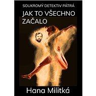 Soukromý detektiv pátrá 1 - Elektronická kniha