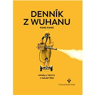 Denník z Wuhanu - Elektronická kniha