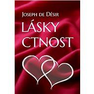 Lásky ctnost - Elektronická kniha