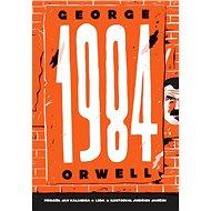 1984 - George Orwell, 344 stran