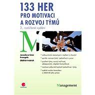133 her pro motivaci a rozvoj týmů - Elektronická kniha