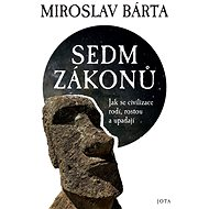 Sedm zákonů - Miroslav Bárta, 312 stran