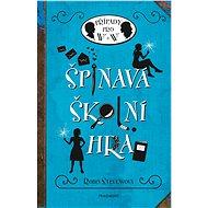 Špinavá školní hra - Robin Stevensová, 376 stran