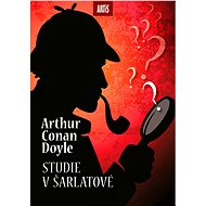 Studie v šarlatové - Arthur Conan Doyle, 106 stran