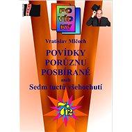 Povídky porůznu posbírané - Vratislav Mlčoch, 376 stran