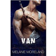 Van - Melanie Moreland, 320 stran