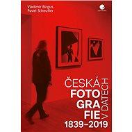 Česká fotografie v datech - Elektronická kniha