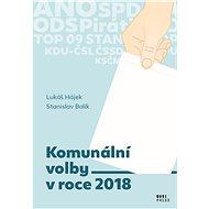 Komunální volby v roce 2018 - Elektronická kniha