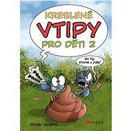 Kreslené vtipy pro děti 2 - Elektronická kniha