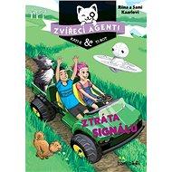 Zvířecí agenti - Ztráta signálu - Riina a Sami Kaarlovi, 208 stran