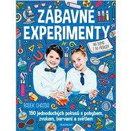 Zábavné experimenty - Elektronická kniha
