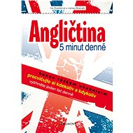 Angličtina – 5 minut denně - Elektronická kniha