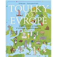 Toulky po Evropě - Elektronická kniha