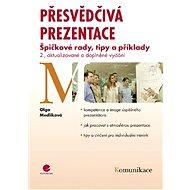 Přesvědčivá prezentace - Elektronická kniha