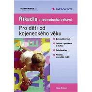 Říkadla a jednoduchá cvičení - Elektronická kniha