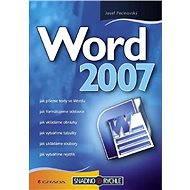 Word 2007 - Elektronická kniha