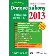 Daňové zákony 2013 - Elektronická kniha