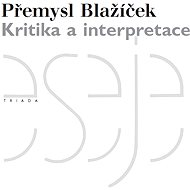 Kritika a interpretace - Elektronická kniha