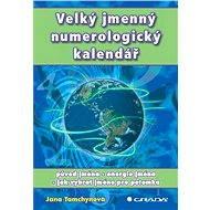 Velký jmenný numerologický kalendář - Elektronická kniha