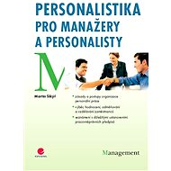 Personalistika pro manažery a personalisty - Elektronická kniha