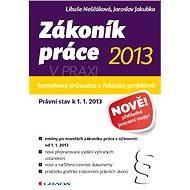 Zákoník práce 2013 v praxi - komplexní průvodce - Jaroslav Jakubka