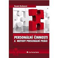 Personální činnosti a metody personální práce - E-book
