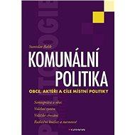 Komunální politika - Elektronická kniha