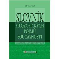 Slovník filozofických pojmů současnosti - Elektronická kniha