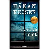 Čtvrtá oběť - Hakan Nesser