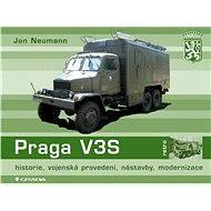 Praga V3S - Elektronická kniha