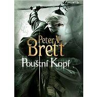 Pouštní kopí - Peter V. Brett, 624 stran