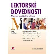Lektorské dovednosti - Elektronická kniha