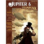 Jupiter 6 - Steampunk - Elektronická kniha