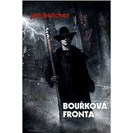 Bouřková fronta - Elektronická kniha