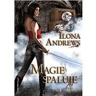 Magie spaluje - Elektronická kniha