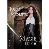 Magie útočí - Elektronická kniha