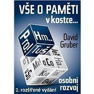 Vše o paměti v kostce - Elektronická kniha - David Gruber