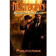Mistborn: Poselství práva - Elektronická kniha