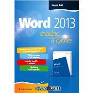 Word 2013 - Elektronická kniha