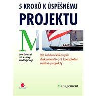 5 kroků k úspěšnému projektu - Elektronická kniha