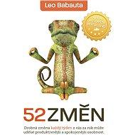52 změn - Elektronická kniha