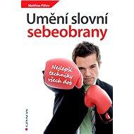 Umění slovní sebeobrany - Elektronická kniha