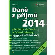 Daně z příjmů 2014 - Elektronická kniha