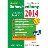 Daňové zákony 2014 - Elektronická kniha