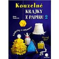 Kouzelné krajky z papíru 2 - Elektronická kniha